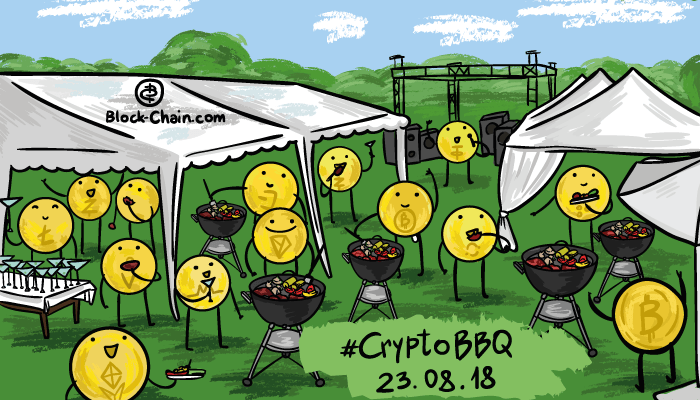 Join us on CryptoBBQ!